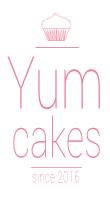 Yum cakes Logo