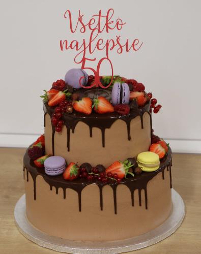 Narodeninova torta Yum cakes