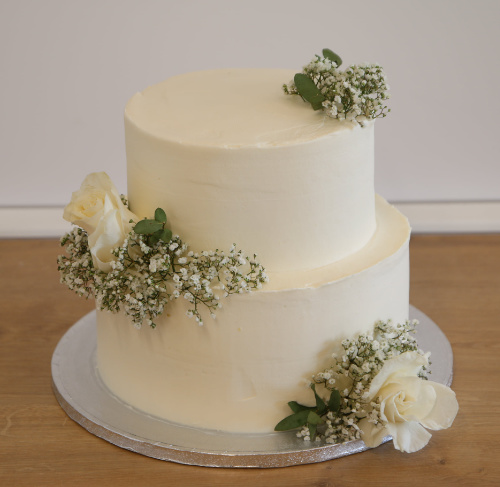 Svadobna torta Yum cakes Presov