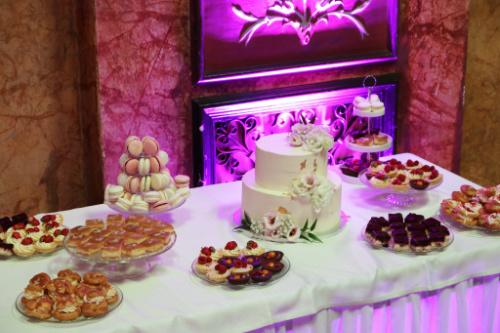 Candy bar Yum cakes Presov